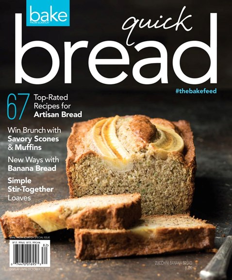 Bake From Scratch Cover - 10/1/2018