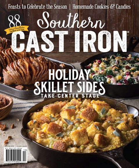 Southern Cast Iron Cover - 11/1/2018