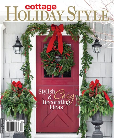 Southern Home Cover - 12/1/2018