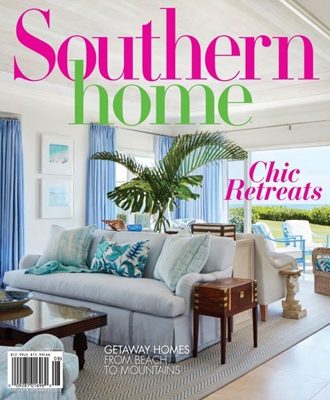 Southern Home Cover - 7/1/2018