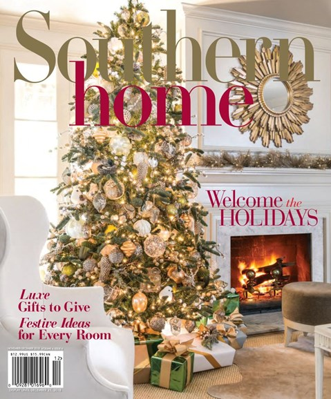 Southern Home Cover - 11/1/2018