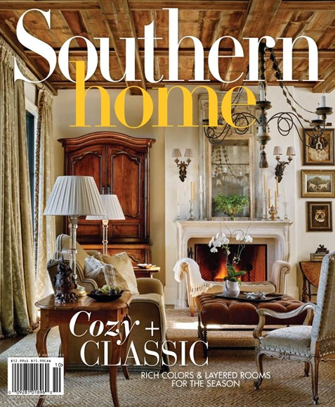 Southern Home Cover - 9/1/2018