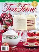 Tea Time Magazine | 11/2018 Cover