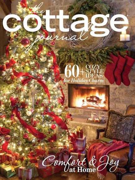 The Cottage Journal Cover - 12/1/2018