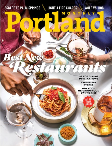 Portland Monthly Cover - 11/1/2018