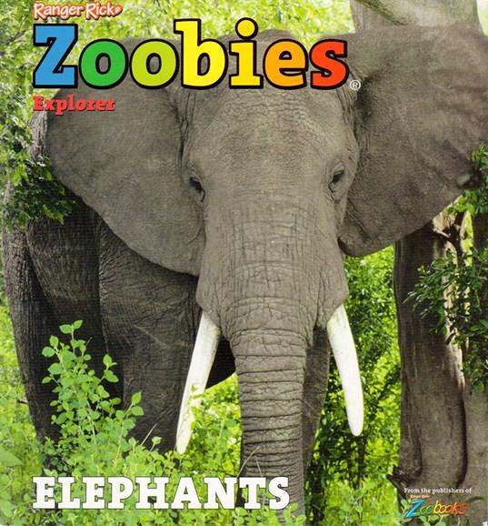 Zoobies Cover - 8/1/2018