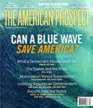 The American Prospect Magazine 10/1/2018