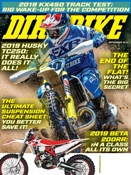 Dirt Bike Cover - 9/1/2018