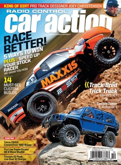 Radio Control Car Action Cover - 10/1/2018