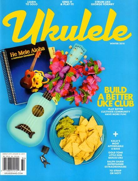 Ukulele Cover - 12/1/2018