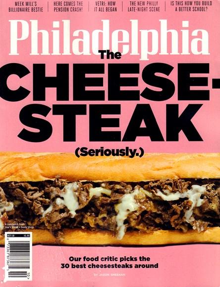 Philadelphia Magazine Cover - 10/1/2018