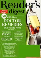 Reader's Digest Large Print 10/1/2018