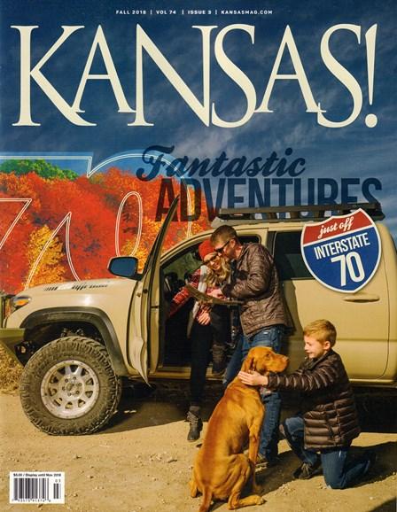 KANSAS! Cover - 9/1/2018