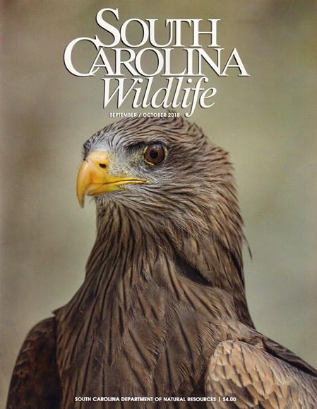 South Carolina Wildlife Cover - 9/1/2018