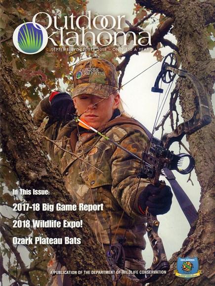 Outdoor Oklahoma Cover - 9/1/2018