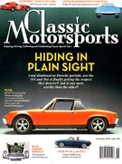 Classic Motorsports Magazine 11/1/2018