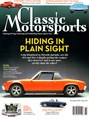 Classic Motorsports Magazine | 11/2018 Cover