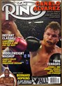 Ring Boxing Magazine | 12/2018 Cover