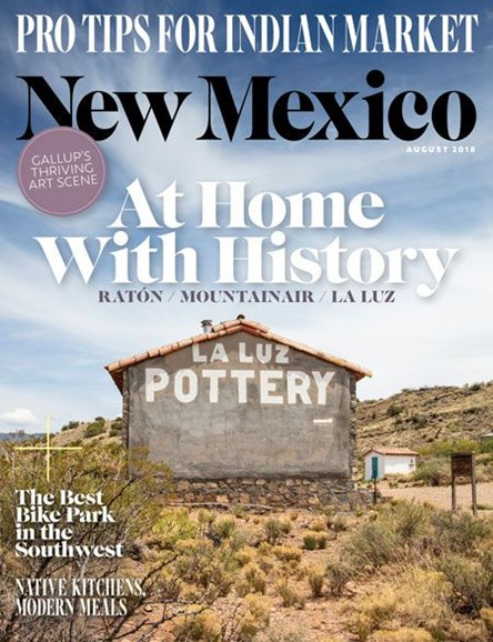 New Mexico Cover - 8/1/2018