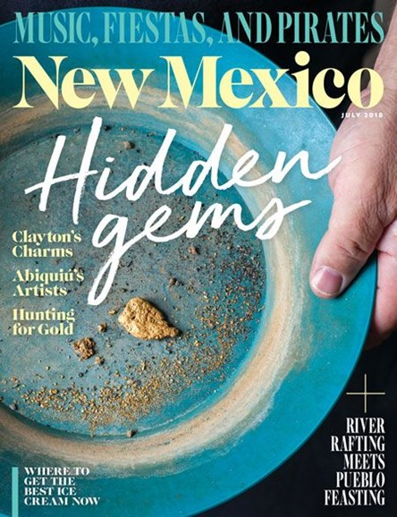 New Mexico Cover - 7/1/2018