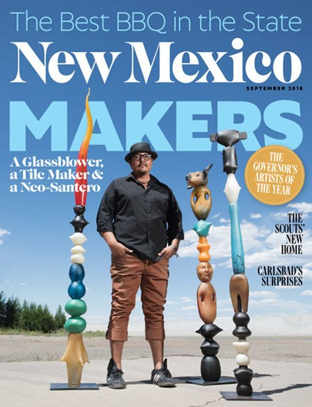 New Mexico Cover - 9/1/2018