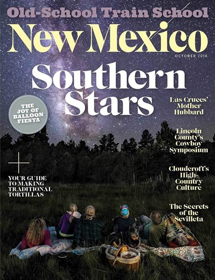 New Mexico Cover - 10/1/2018