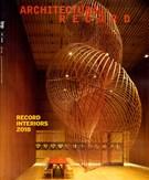 Architectural Record Magazine 9/1/2018