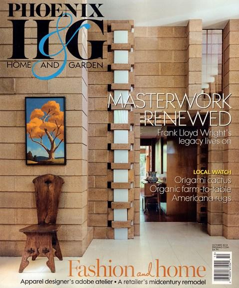 Phoenix Home & Garden Cover - 10/1/2018