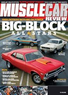 Muscle Car Review Magazine 11/1/2018