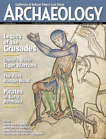 Archaeology Cover - 11/1/2018