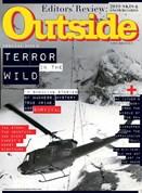 Outside Magazine | 11/2018 Cover