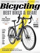 Bicycling Magazine 11/1/2018
