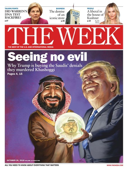 The Week Cover - 10/26/2018