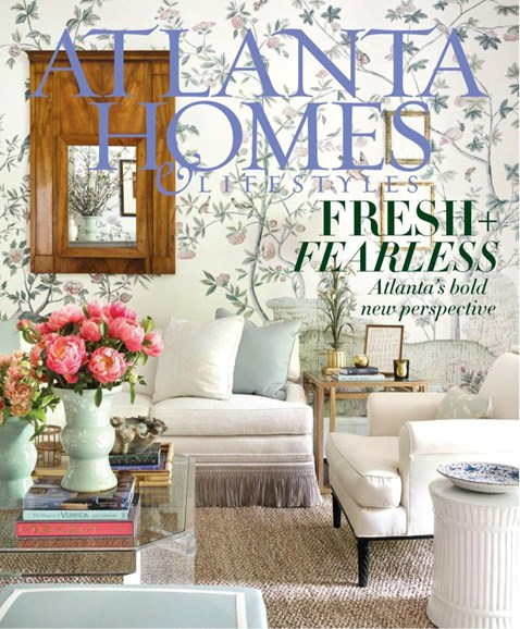 Atlanta Homes & Lifestyles Cover - 9/1/2018