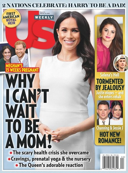 Us Weekly Cover - 10/29/2018
