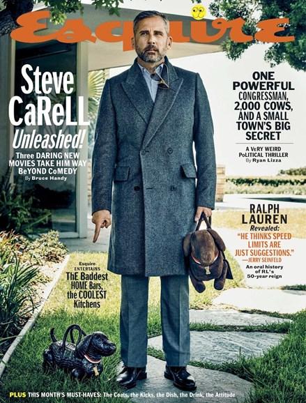 Esquire Cover - 11/1/2018