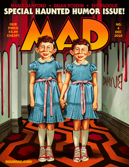 Mad Cover - 12/1/2018