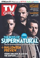 TV Guide Magazine 10/15/2018