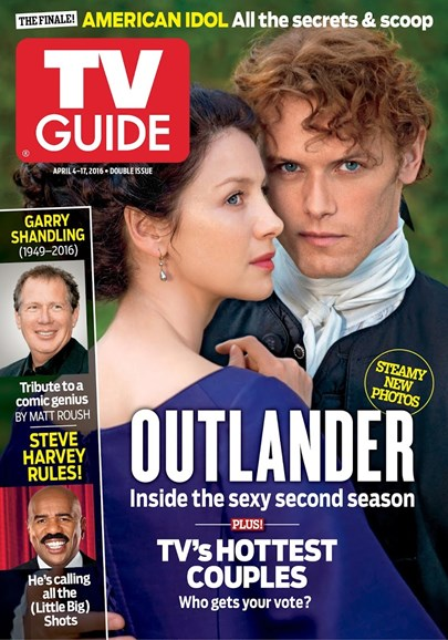 TV Guide Cover - 4/4/2016