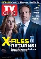 TV Guide Magazine 1/18/2016