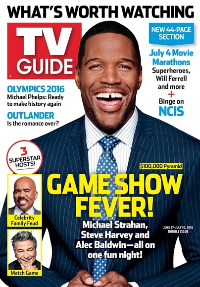 TV Guide Cover - 6/27/2016