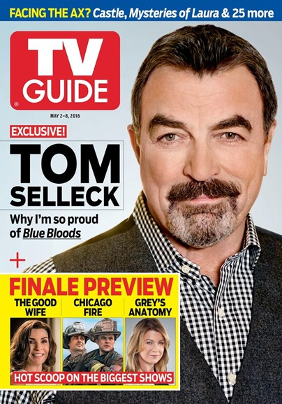TV Guide Cover - 5/2/2016