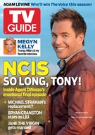 TV Guide Magazine 5/9/2016