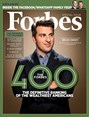 Forbes Magazine | 10/31/2018 Cover