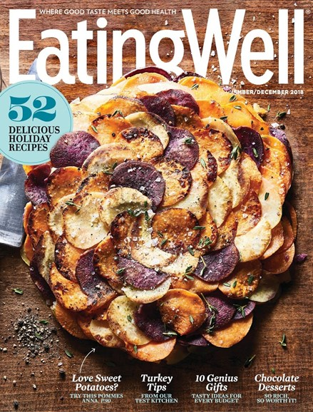 EatingWell Cover - 11/1/2018
