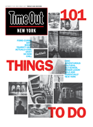 Time Out New York Magazine 10/17/2018