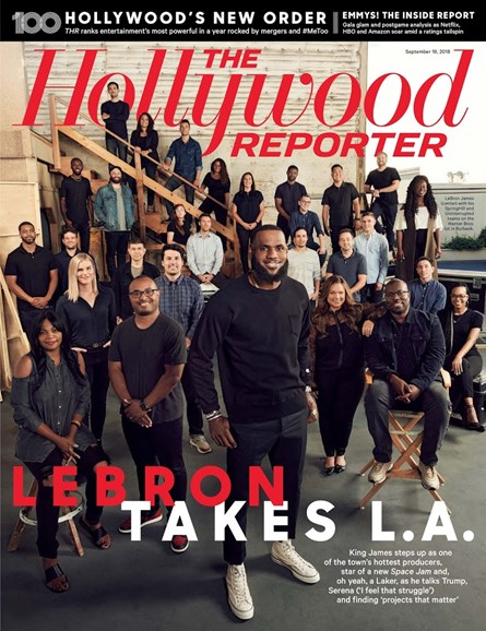 The Hollywood Reporter Cover - 9/19/2018