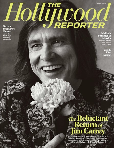 The Hollywood Reporter Cover - 8/15/2018