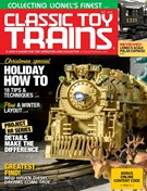 Classic Toy Trains Magazine 12/1/2018