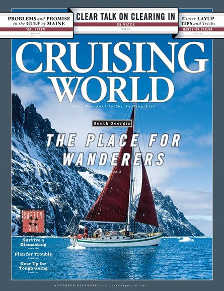 Cruising World Cover - 11/1/2018